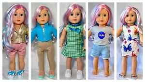 Clothing & Accessories - Chloe's American Girl Doll Collection