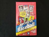 2019 Topps Archives Baseball Hobby Box - New/Sealed
