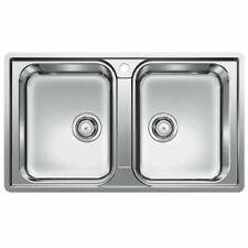 Blanco LEMIS8IFK5 Double Bowl Inset/Flushmount Sink
