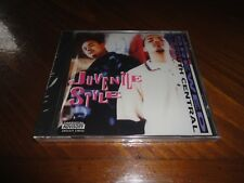 Chicano Rap CD JUVENILE STYLE - Brewed in South Central - AKWID West Coast 1995