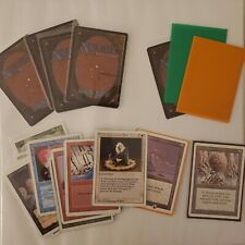 1994 Revised Edition Mtg 20 Card Collection Magic The Gathering cards vintage