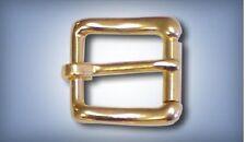 "5ea 1"" Solid Brass Roller Buckles 49B"
