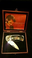 Elvis Presley Pocket Knife