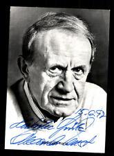 Alexander Kerst Rüdel Autogrammkarte Original Signiert # BC 98722