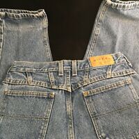 Riders Vintage Womens Size 12 Med, High Waist Mom Jeans Straight Leg