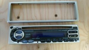 KENWOOD KDC-MP225 Detachable Replacement Car Stereo Face Plate