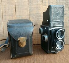 Rolleicord Carl Zeiss Jena 75cm .. 3.5 for parts or restore. moisture