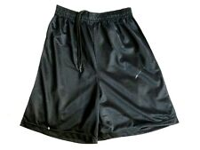 Athletic Works Black Mess Shorts Mens Med M