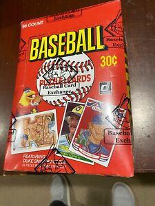 1984 Donruss Baseball unopened wax box BBCE wrapped 36 pack Don Mattingly