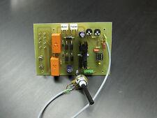 Steuerung Drahtvorschub Schweissgerät Elektra Beckum Co2 230/60 T 400V