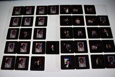 Garry Shandling VINTAGE LOT OF 35MM SLIDE TRANSPARENCY PHOTO #11