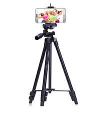 1X Camera Selfie Tripod Stand Flexible Portable SLR Camcorder Phone Holder Mount