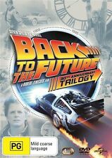 Back To The Future Trilogy 1 , 2 , 3 - (3 Movie Pack) 30th Anniversary DVD NEW