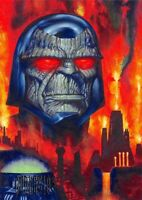 DARKSEID / DC Comics Master Series (1994) BASE Trading Card #42
