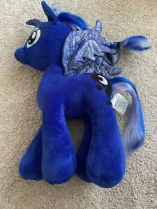 Build A Bear BAB Workshop Plush Toy My Little Pony Nightmare Moon Princess Luna