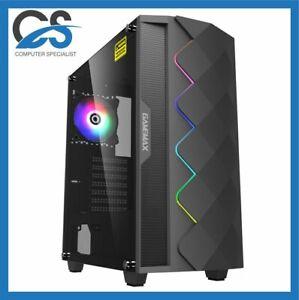 Diamond Gaming PC Computer Intel i7 11700 2TB HDD 480GB SSD 32GB RAM 6GB GTX1660