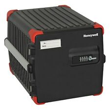 Honeywel Mobile Locker Model 1550 Security Valuable Storage Secure Portable Box