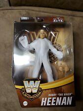 Wwe Mattel Elite Legends Series 7 Bobby Heenan Weasel Suit Figure Moc In Hand
