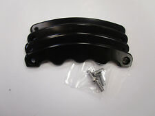 Jr. Dragster Billet Steering Wheel Grips-Black