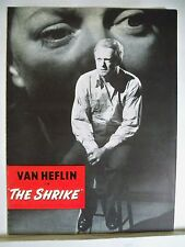 THE SHRIKE Souvenir Program VAN HEFLIN / DORIS DALTON / KENDALL CLARK Tour 1952