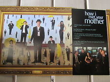 HOW I MET YOUR MOTHER PROMO PACKAGED EMMY DVD *C AD 4 DETAILS