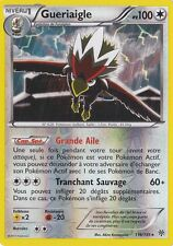 Gueriaigle Reverse-N&B:Tempête Plasma-116/135-Carte Pokemon Neuve Française