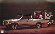 1979/80 NISSAN DATSUN 2x2 PICK-UP TRUCK ADV CHROME P/C