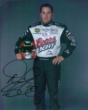 "*DAVID STREMME*SIGNED*AUTOGRAPHED*PHOTO*COORS LIGHT*NASCAR*COA*8"" X 10"""