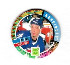 1994-95 Canada Games Hockey Pog #199 Joe Sakic Quebec Nordiques