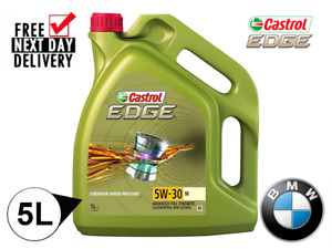 CASTROL EDGE 5W30 M (15BF6B) BMW Longlife 4 **NEW 5 L BOTTLE**LIMITED STOCK**