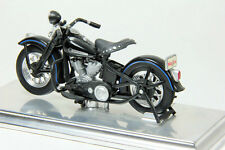 Maisto 1:18 Harley Davidson 1948 FL Panhead Motorrad Modell OVP