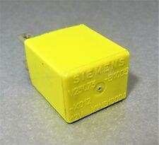 535-Land Rover /85-05 4-Pin Yellow Relay YWB10004 Siemens V23073-B1005-X012 12V