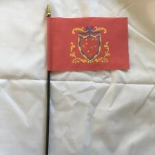"2nd Battalion 2nd Connecticut Regiment  - American Revolution Mini Flag 4"" x 6"""