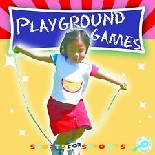 Playground Games (Sports for Sprouts)-ExLibrary