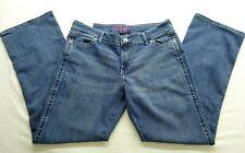 Wrangler Mae Premium Patch Boot Cut 17/18 X 34 Casual Jean Womens Pants New