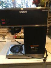 Bunn Vpr 332000001 Commercial Pour Over Coffee Maker Dual Warmer Blacksilver