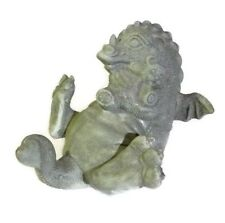 Dragon Statue Hugging Teddy Bear Dragonette Garden Childs Room Usa Made Gargoyle