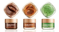 L'Oreal Paris Scrub Nourish Face Lip Smooth Sugar Purify Skin Blackhead Radiance