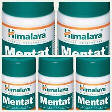 5 Pack X 60  Mentat - Channelize Mental Energy & Memory