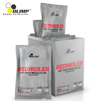 REDWEILER POWDER 210  Pre Workout Supplement Nitric Oxide Booster - Muscle Pump