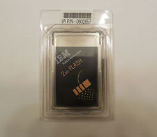 New linear Flash card IBM 0932857 2 MB for routers, tractors, etc.