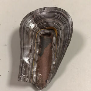 Fordite Rare Piece From Ford KC Plant. Ford Escape Line, early 2000's