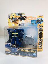 Transformers Bumblebee Movie Energon Igniters Power Plus Soundwave Action Figure