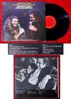LP Johnny Cash & June Carter Cash: Johnny Cash & His Woman (Columbia KC 32443)
