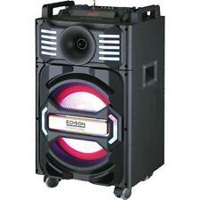 "BriteLite PS1000MKII 12"" 2000 Watt Bluetooth Party Speaker With LED Lights"