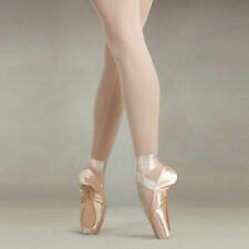 Capezio Tiffany Pink Pointe Shoes New