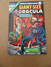 Giant - Size Dracula 2 . Marvel 1974 . VF