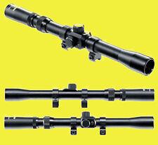 Walther Fernrohr Fernglas Zielfernrohr 3-7 x 20 Absehen 8 mit 11mm Montage 21400