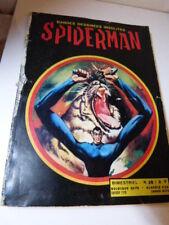 bandes dessinées insolites, spiderman  , N°28,1971 (car15)