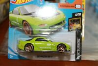 MAZDA RX 7 - HOT WHEELS - SCALA 1/55